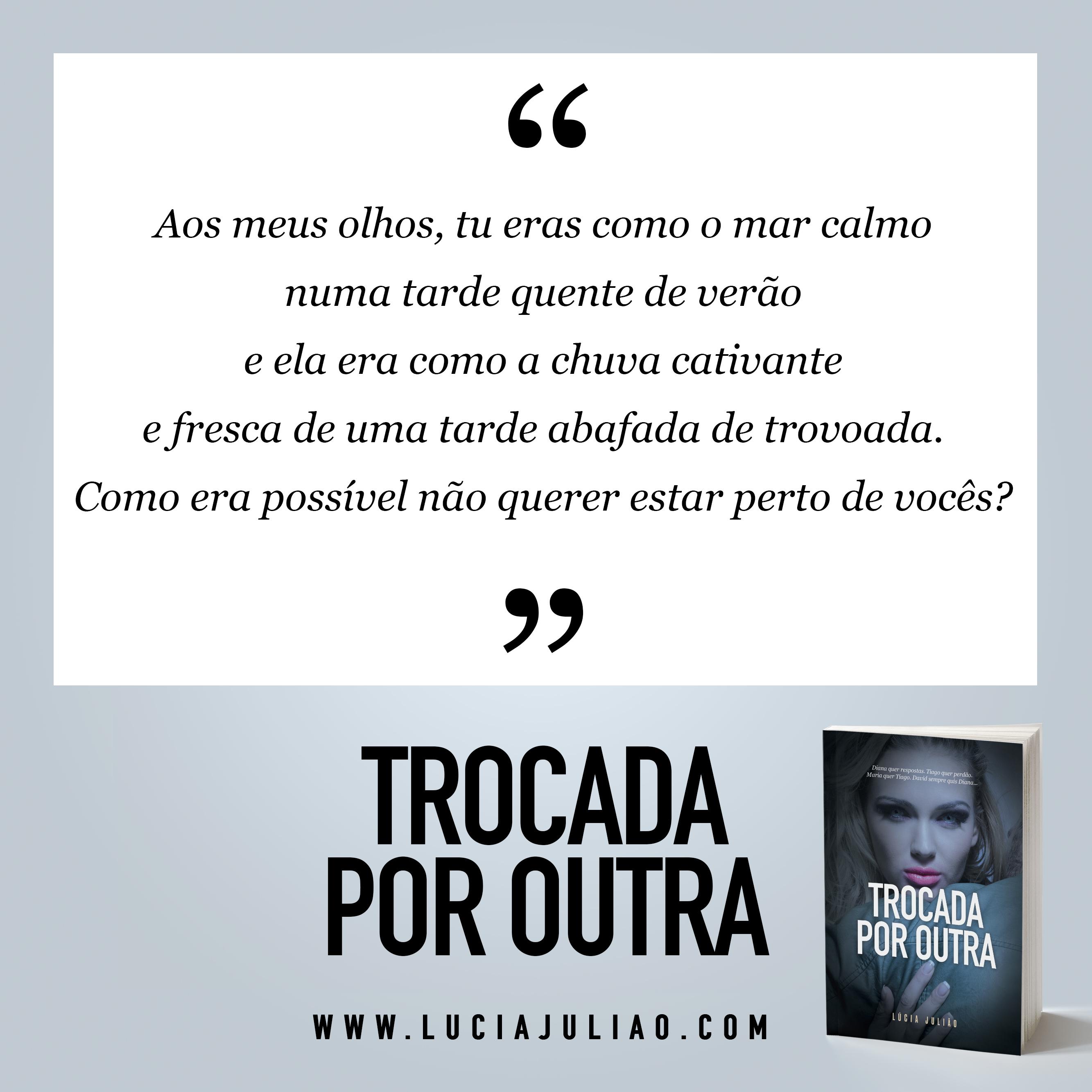 010Q - capítulo 3 - Trocada por outra - Lúcia Julião