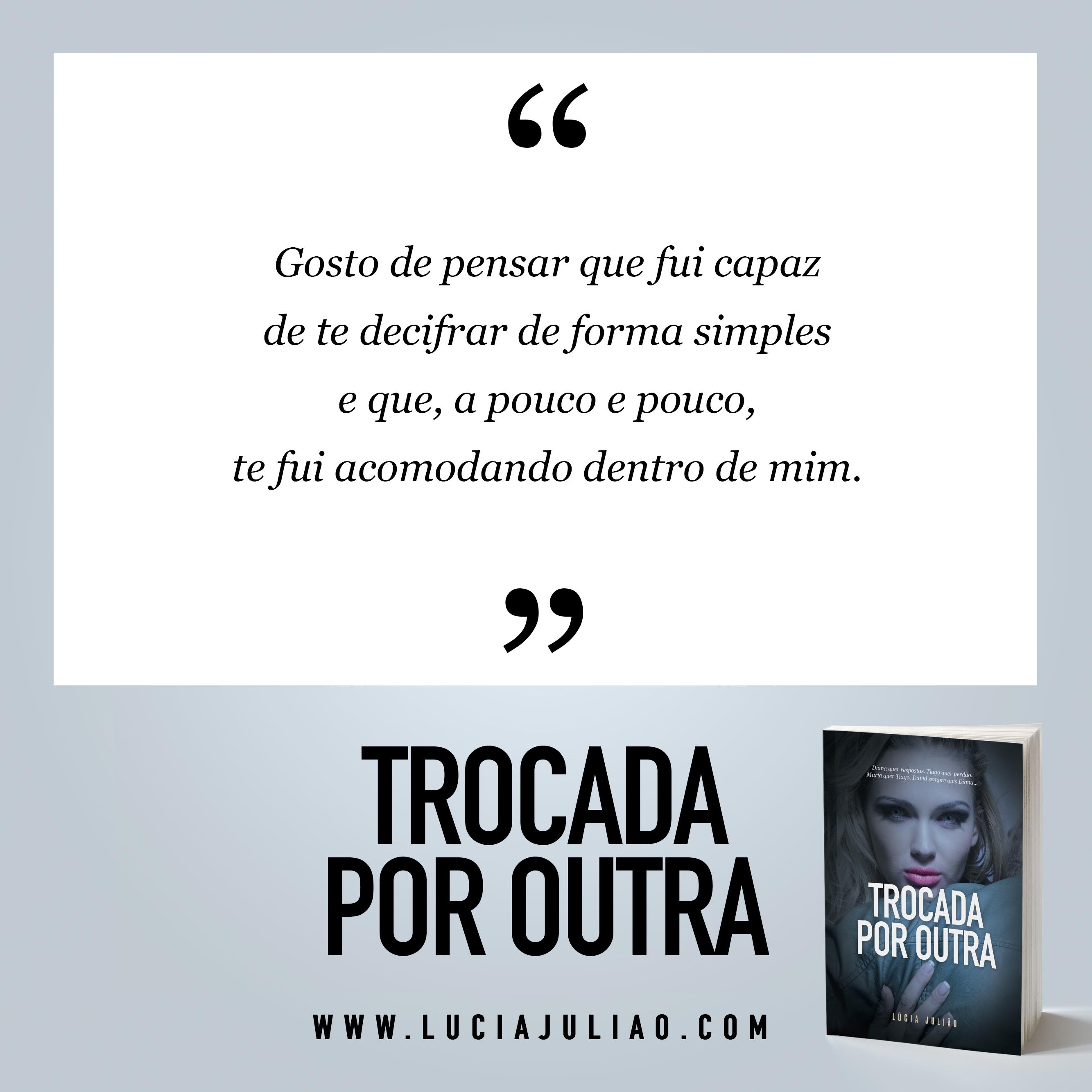 015Q - capítulo 4 - Trocada por outra - Lúcia Julião