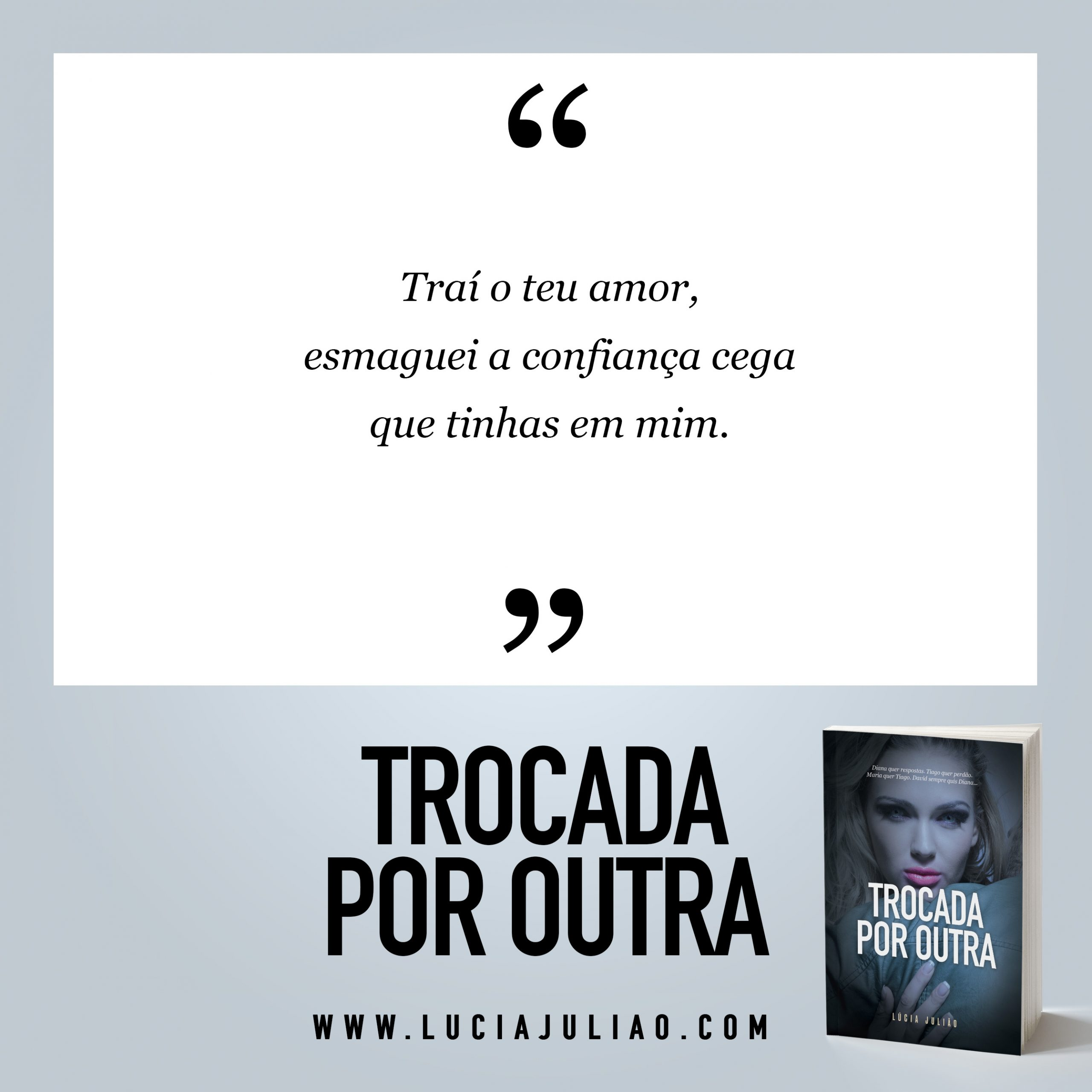 020Q - capítulo 5 - Trocada por outra - Lúcia Julião