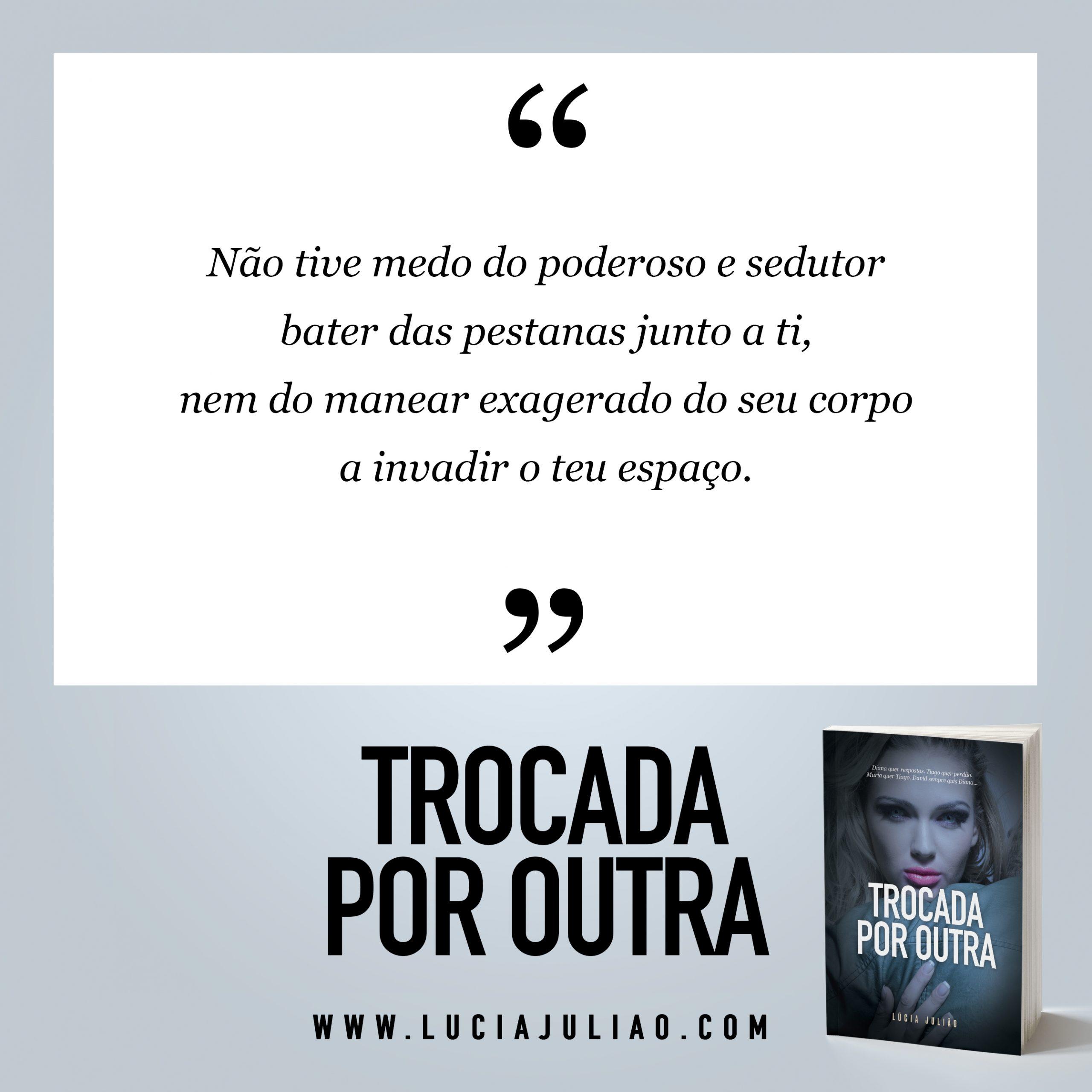 030Q - capitulo 9 Trocada por outra - Lúcia Julião