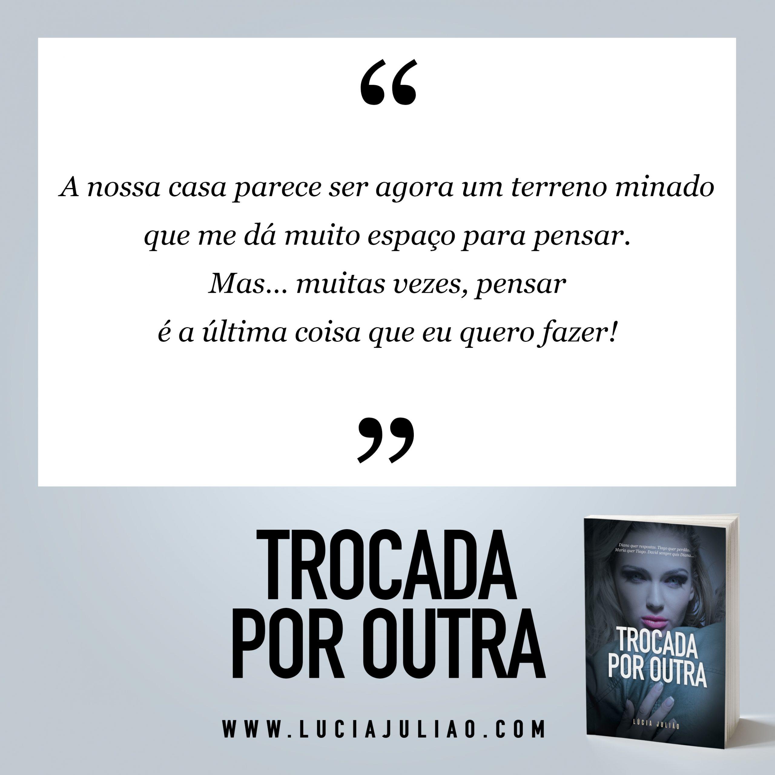 031Q - capitulo 9 Trocada por outra - Lúcia Julião