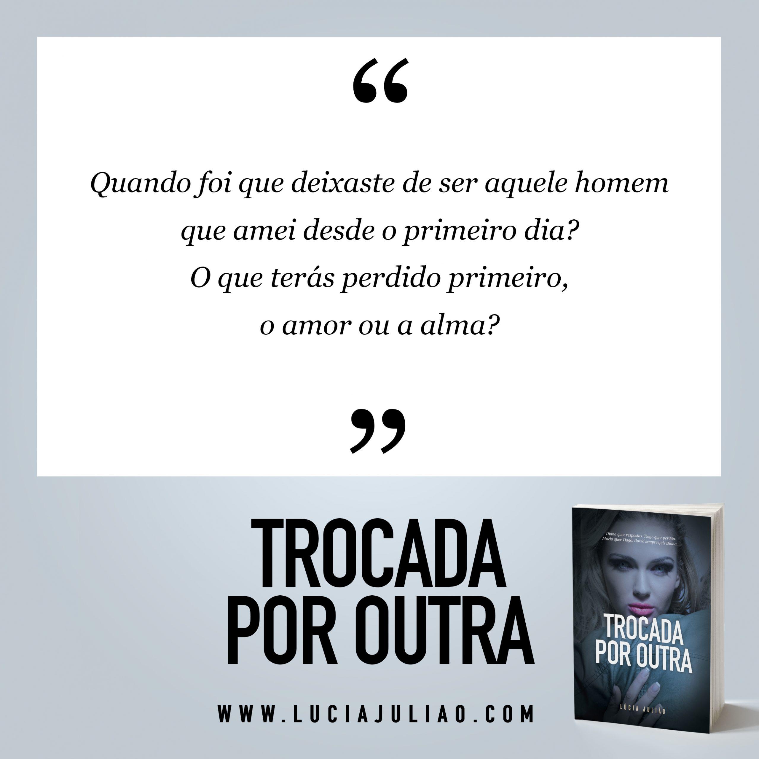 032Q - capitulo 9 Trocada por outra - Lúcia Julião