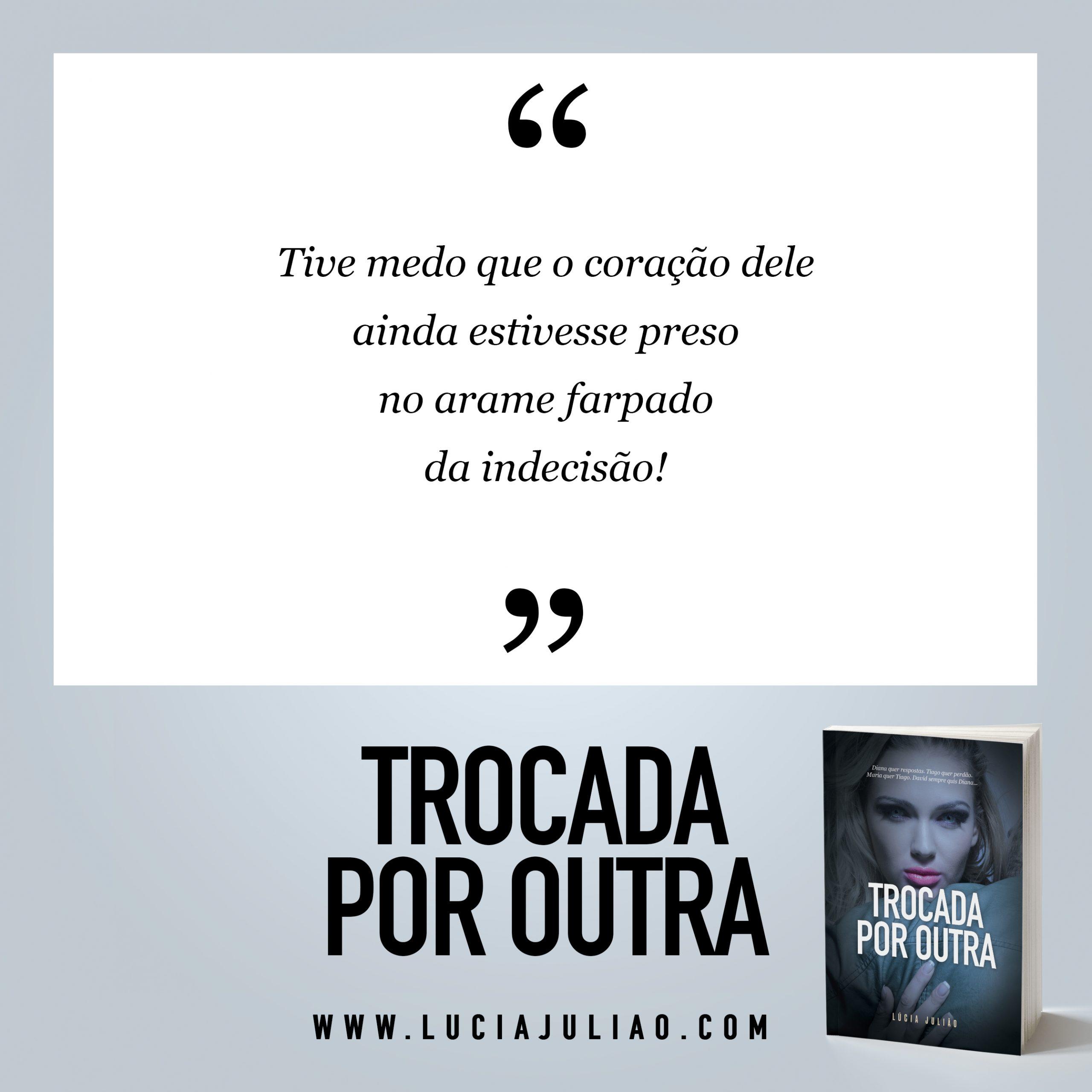 043aQ - capitulo 13 Trocada por outra - Lúcia Julião