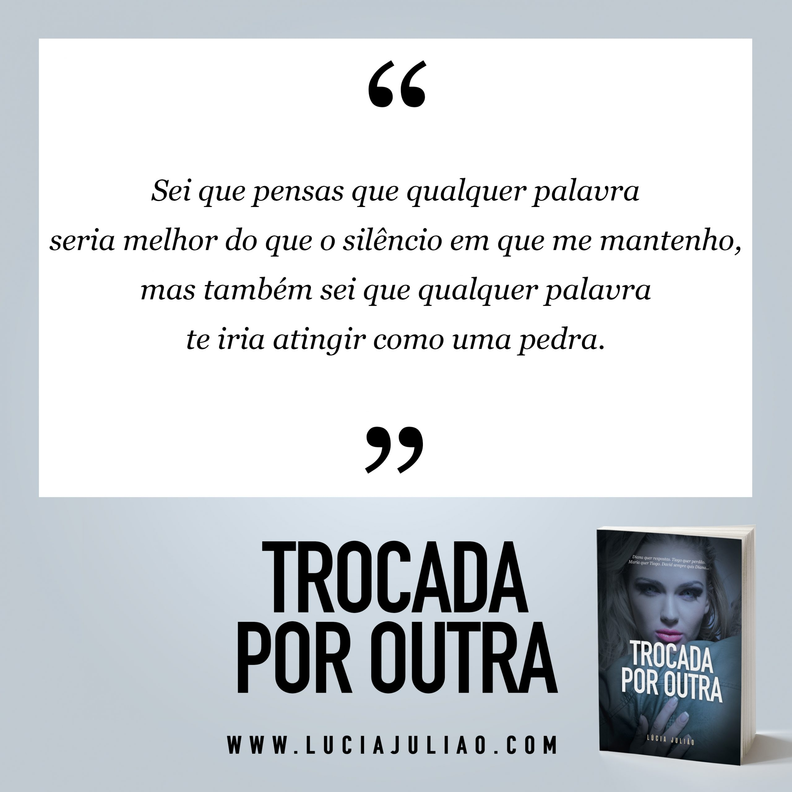 045Q - capitulo 14 Trocada por outra - Lúcia Julião