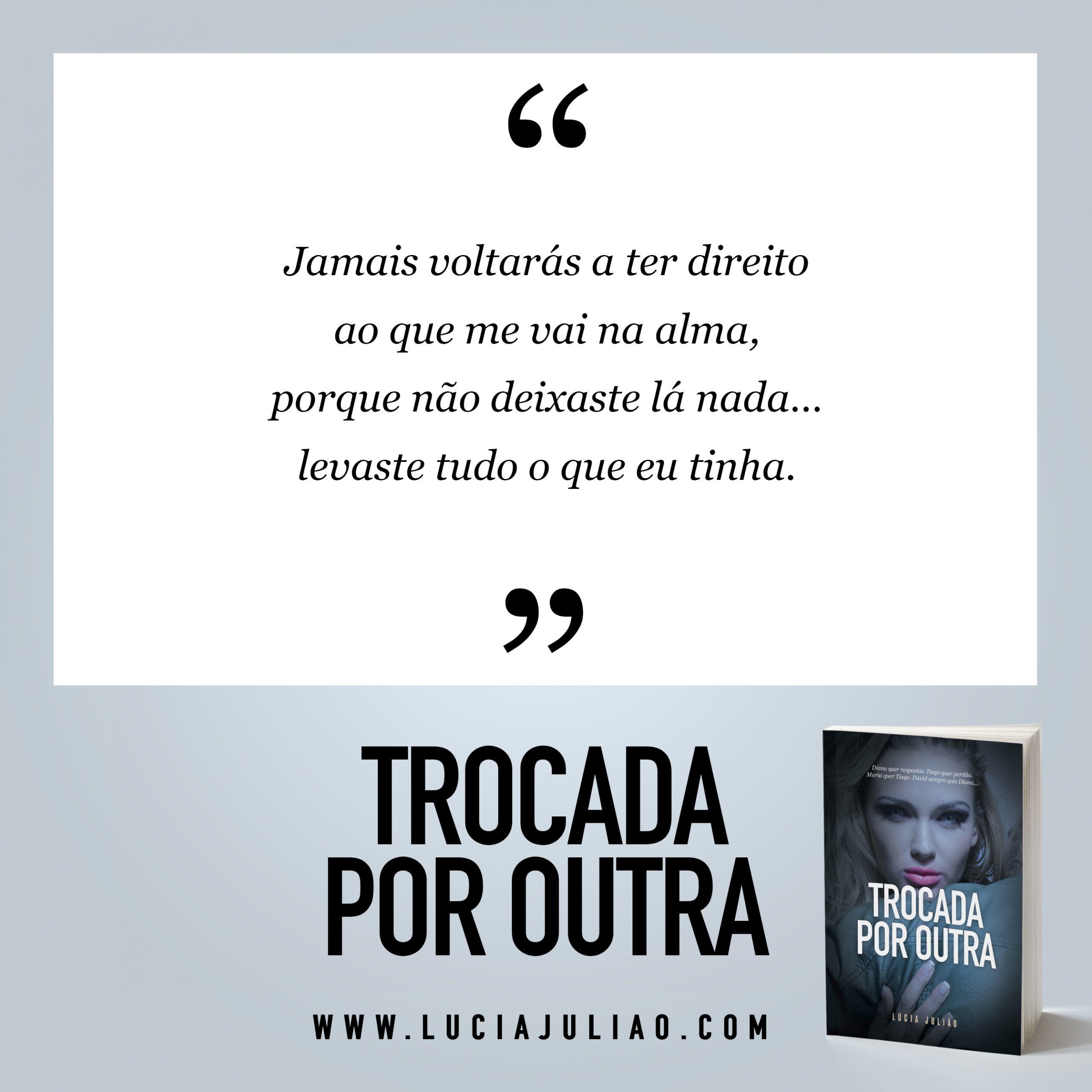 053Q - capitulo 17 Trocada por outra - Lúcia Julião