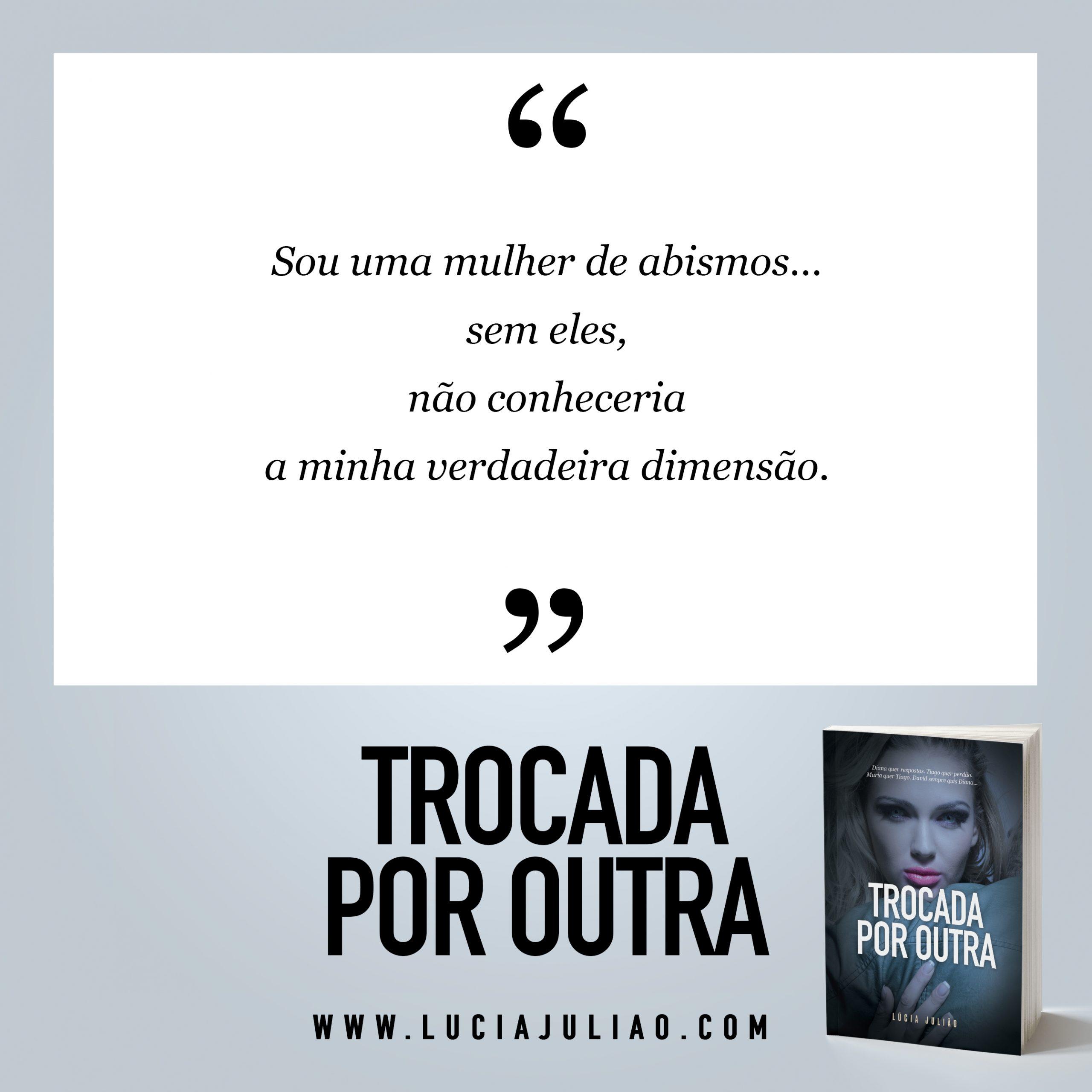 054Q - capitulo 18 Trocada por outra - Lúcia Julião
