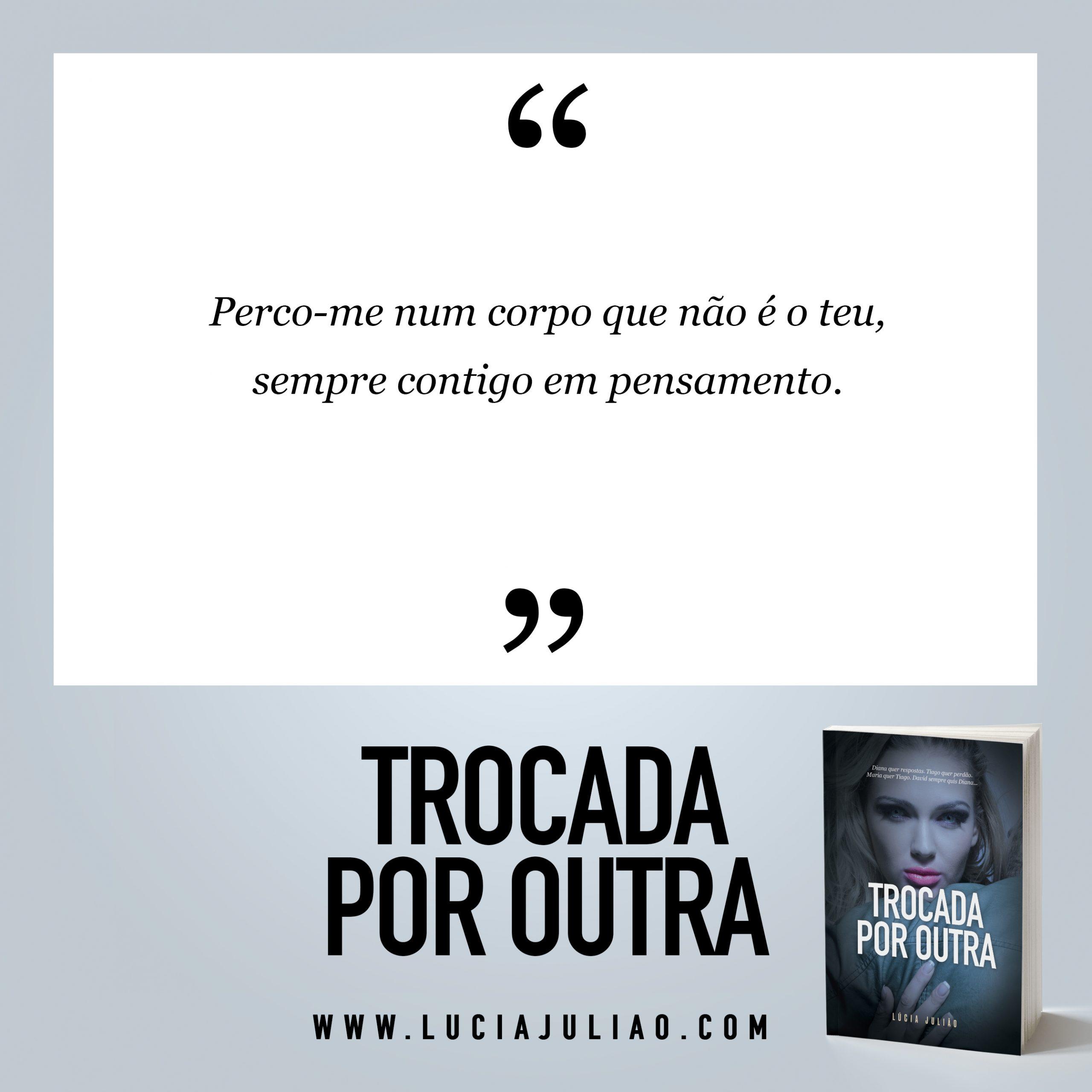057Q - capitulo 19 Trocada por outra - Lúcia Julião